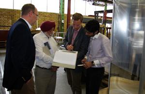 Solenergiföretaget Absolicon inleder samarbete med indiskt företag