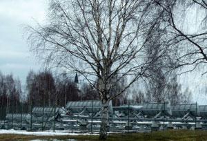 Solfångare värmer bassänger på Stödebadet