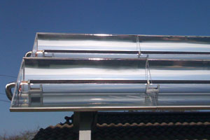 Solar energy installation Oviedo