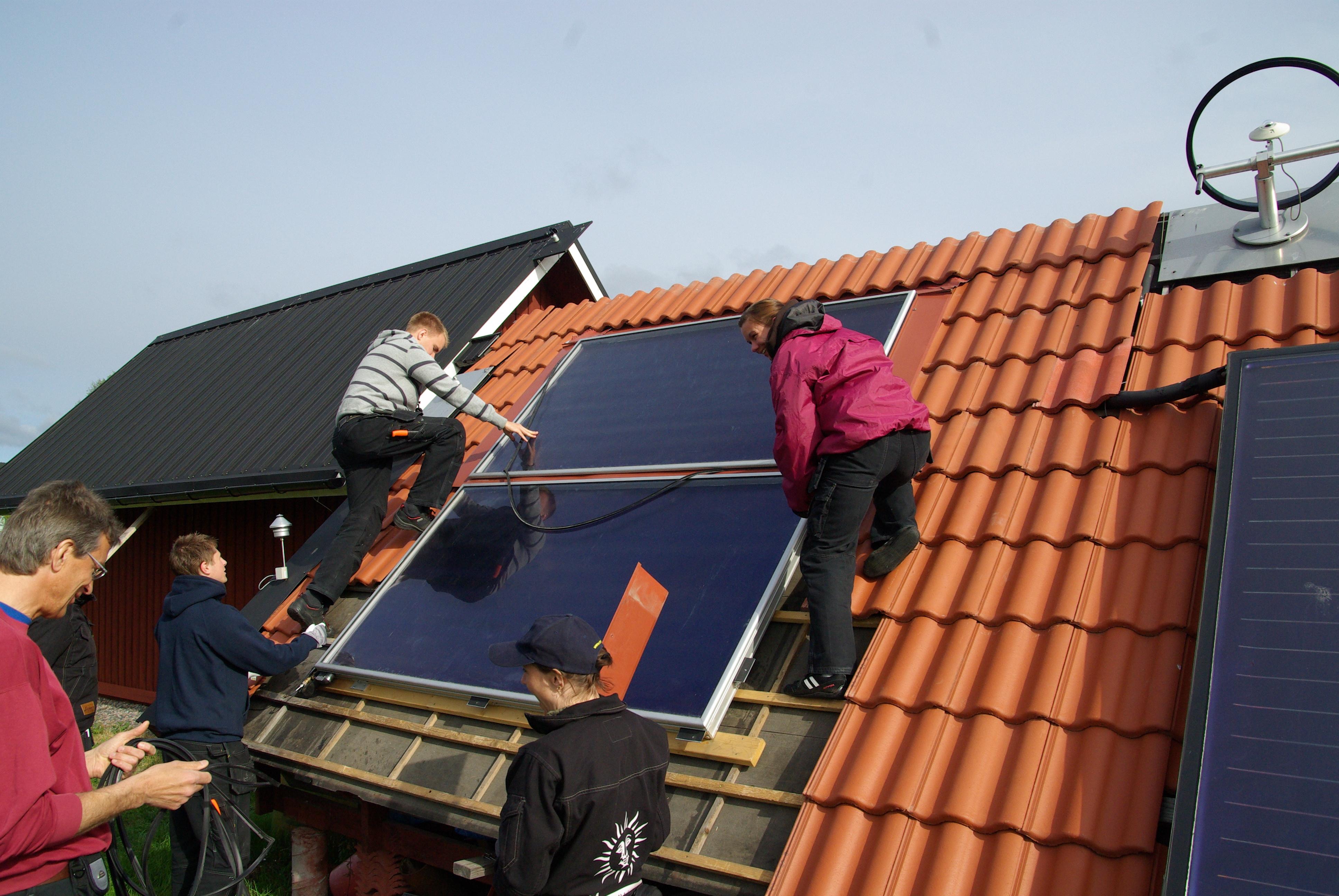 absolicon solar collector