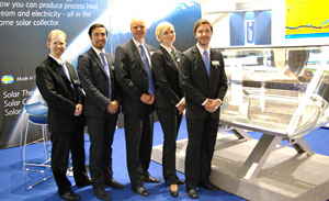 Absolicon Intersolar 2012