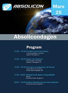Absolicondagen programblad 2017
