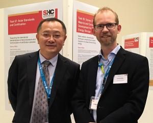 Professor Long Enshen, Chengdu, Sichuan