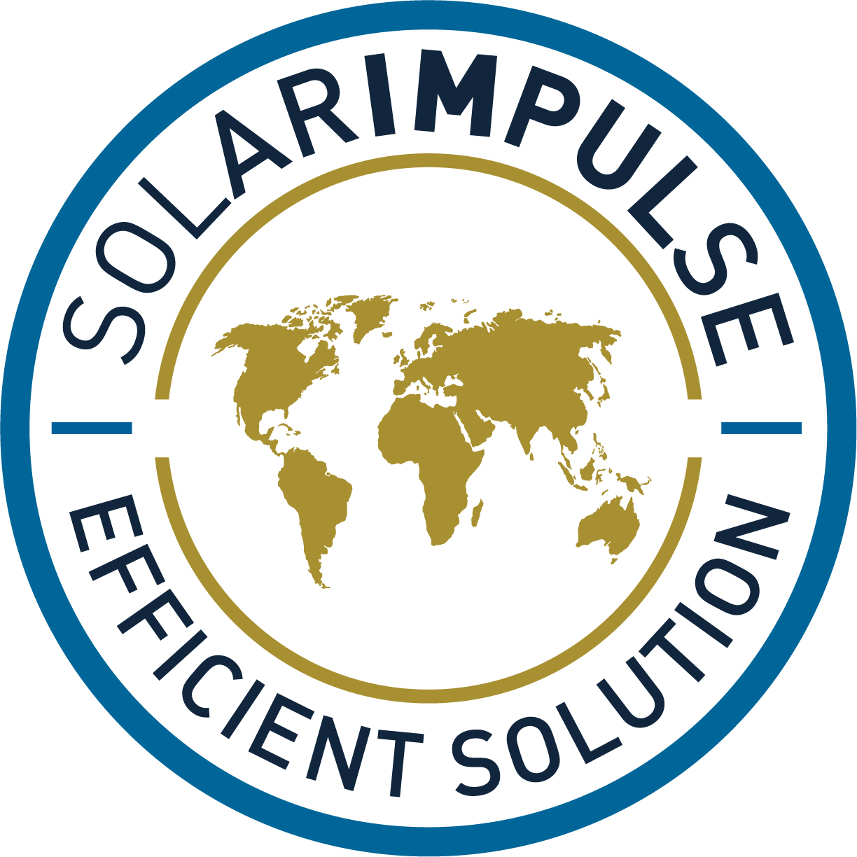 Solar impulse label