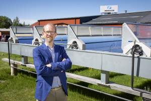 Joakim_Byström and Absolicon T160 Solar Collector