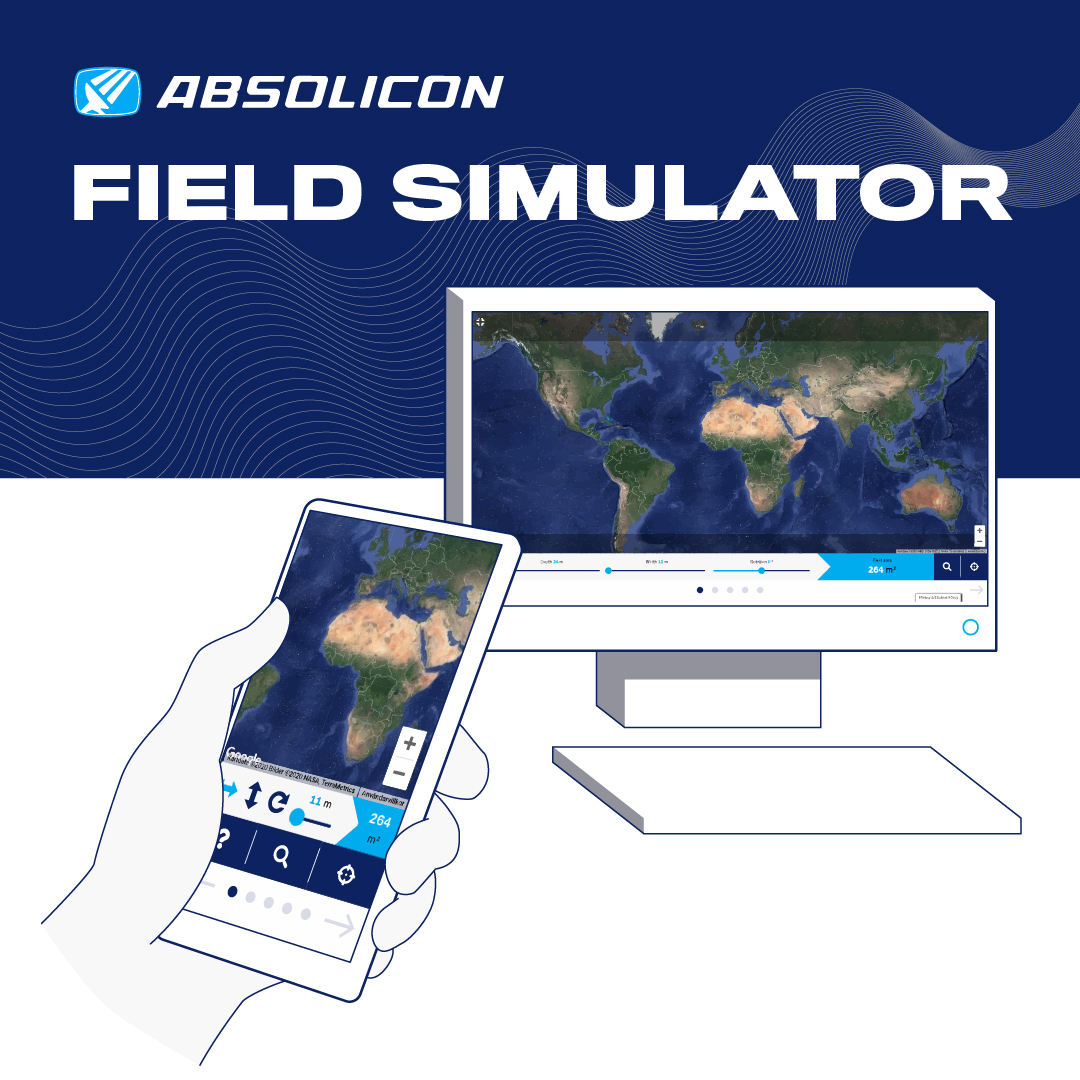 Absolicon Field Simulator it´s available at Absolicon.com
