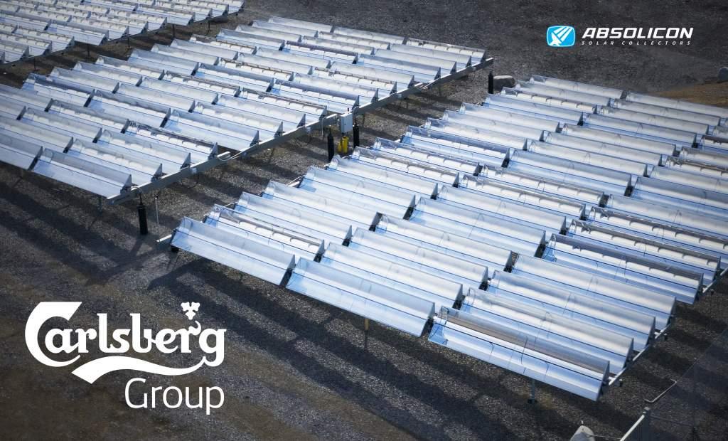 Carlsberg Group Solar Field